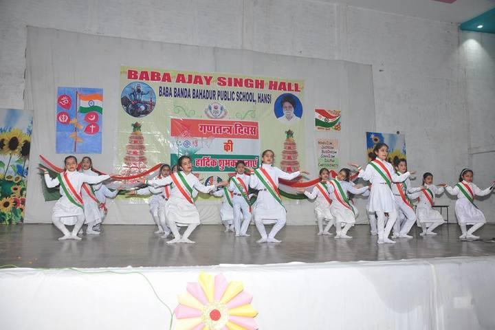 Baba Banda Bahadur Public School-Dance
