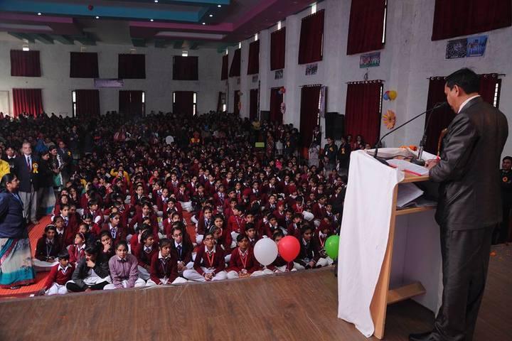 Baba Banda Bahadur Public School-Event