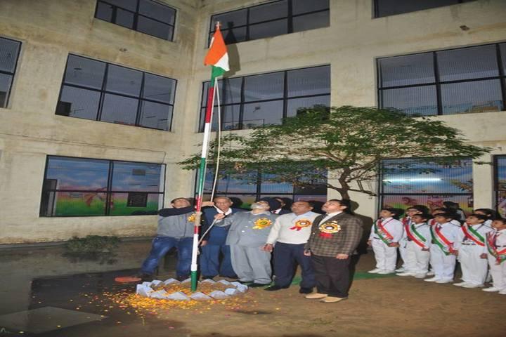 Baba Banda Bahadur Public School-Republic Day