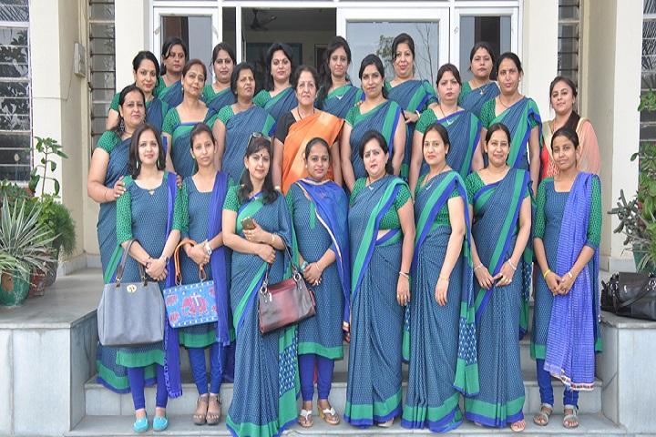 Baba Banda Bahadur Public School-staff