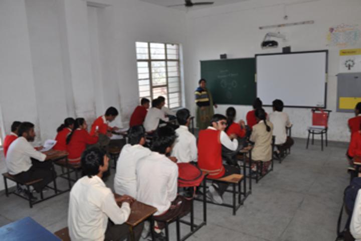 Baba Banda Bahadur Public School- Classroom