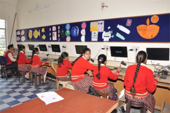 Baba Banda Bahadur Public School- Computer Lab
