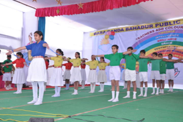 Baba Banda Bahadur Public School- Exercise
