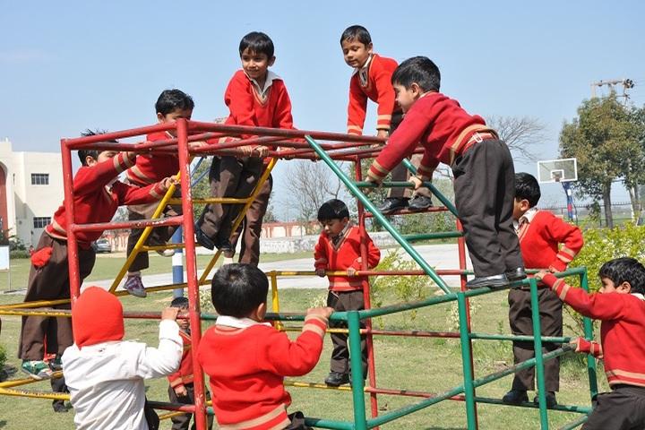 Baba Banda Bahadur Public School- Play Area