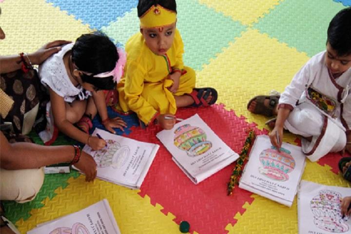 Baba Ram Das Vidyapeeth- Activity Room