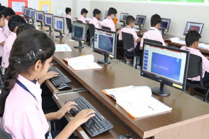 Baba Ram Das Vidyapeeth- Computer Lab