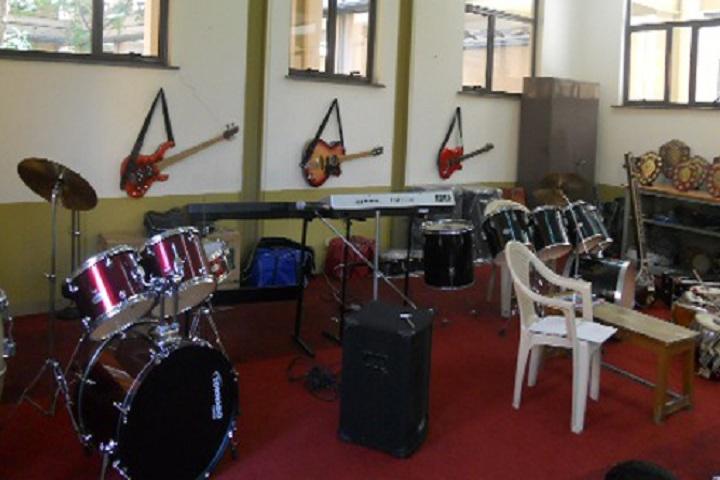 Baba Ram Das Vidyapeeth- Music Room