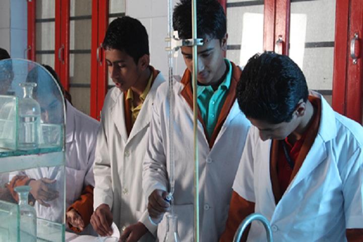 Baba Ram Das Vidyapeeth- Science Lab