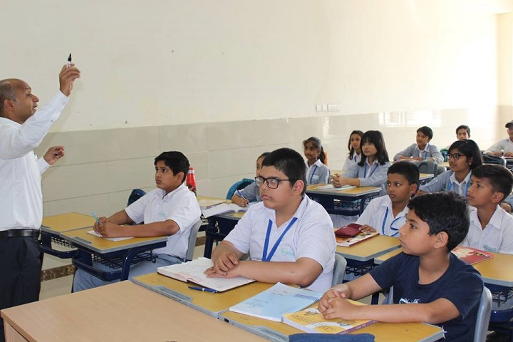 Bal Bharati Public School-Classroom