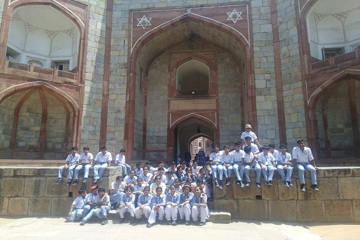 Bal Bharati Public School-Educational-Tour