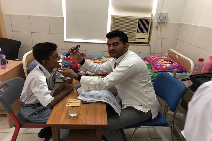 Bal Bharati Public School-Medical-facility