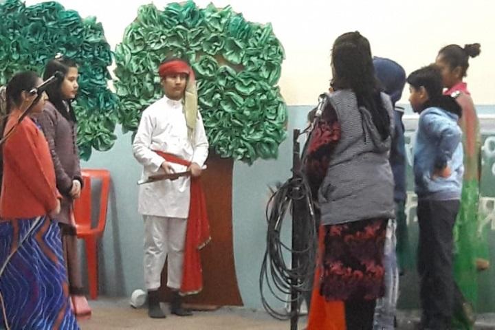 Bal Bharti School-Drama Performance