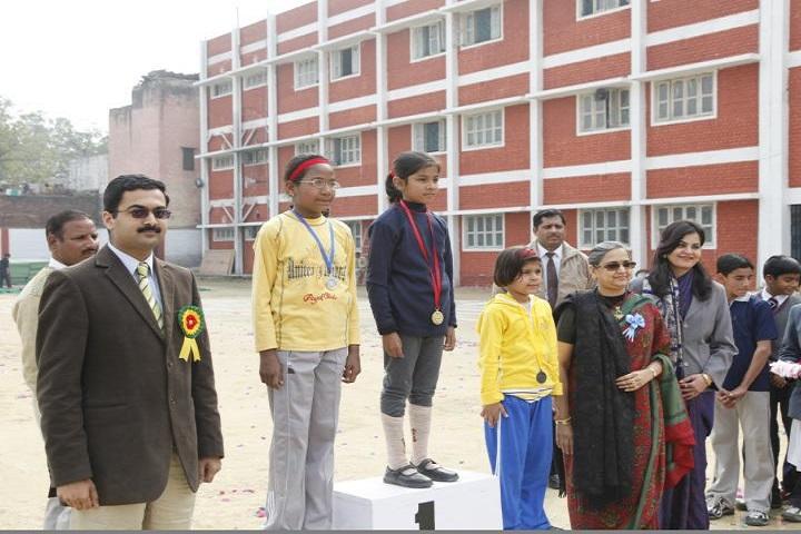 Bal Bharti School-Winners
