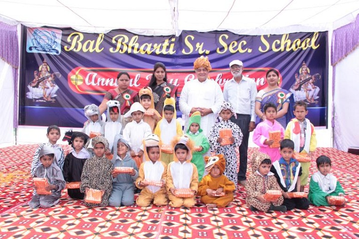 Bal Bharti Senior Seccondary School-Kids