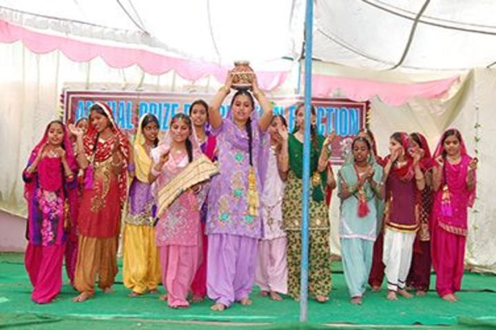 Bal Bharti Vidya Mandir High School-Event