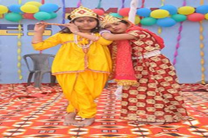 Bal Bharti Vidya Mandir High School-Krishna Janmashtami