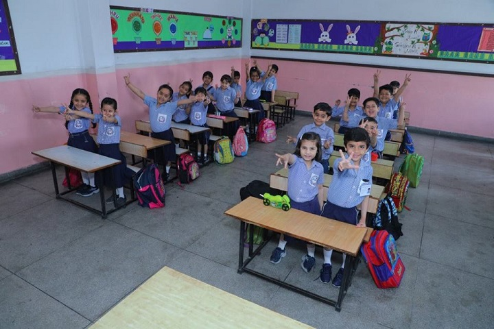 Bal Vikas Progressive School-Classroom