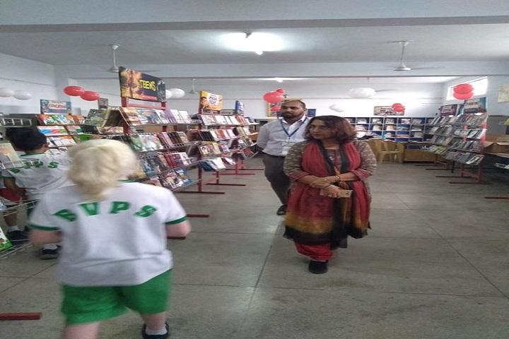 Bal Vikas Progressive School-Books Fair