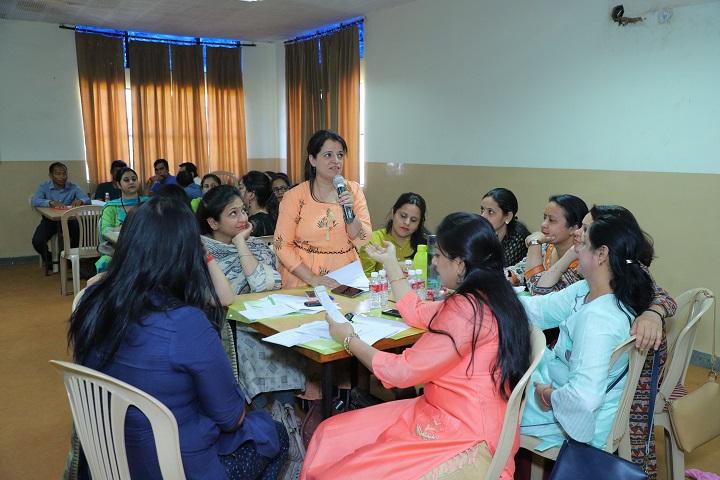 Bal Vikas Progressive School-Teachers Workshop