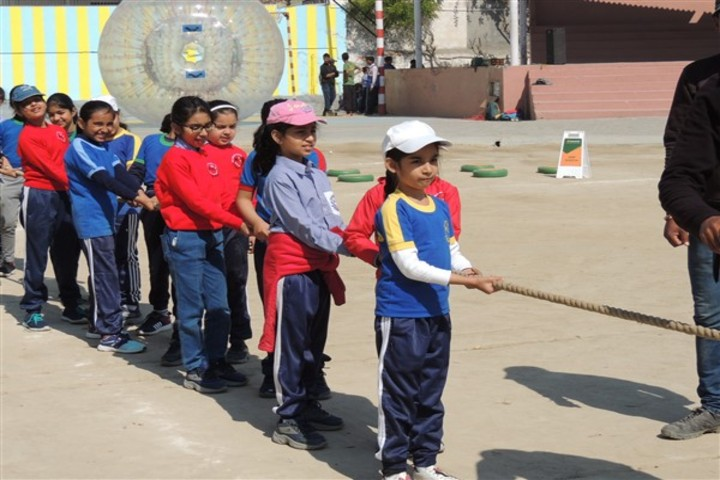 Bal Vikas School-sports