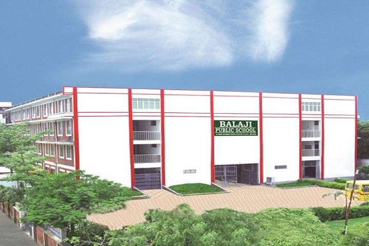 Balaji Public School-Campus-View