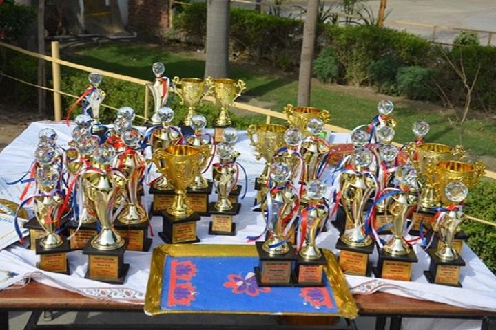 Balaji Public School-Awards