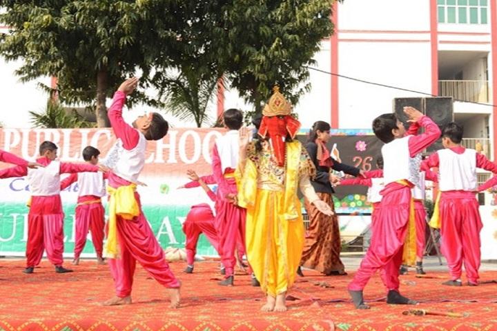 Balaji Public School-Festivals
