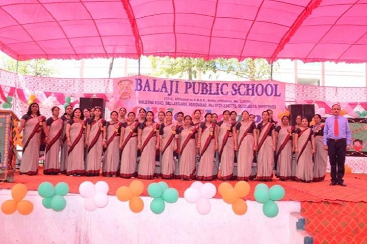 Balaji Public School-Staff