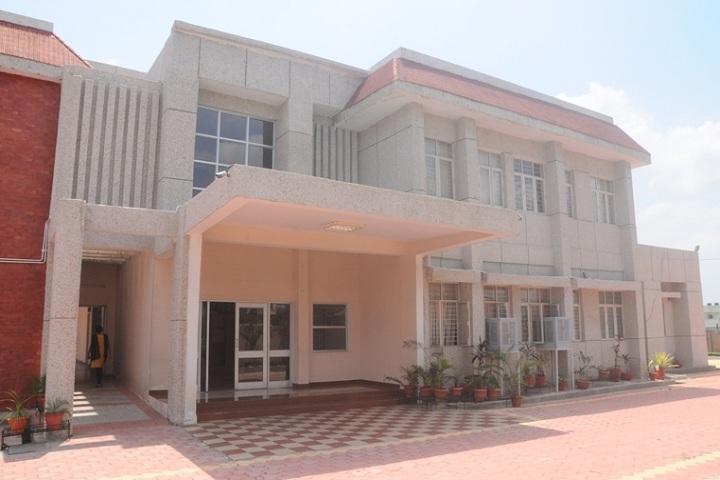 Ballistics Vidyalaya-Campus-View