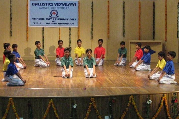 Ballistics Vidyalaya-Yoga