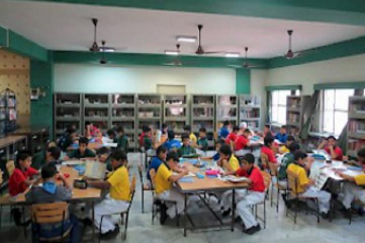 Bansi Vidya Niketan Senior Secondary School-Library