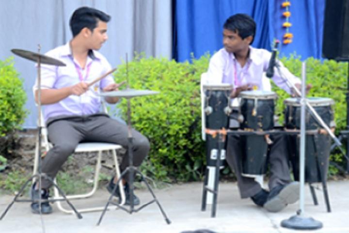 Bansi Vidya Niketan Senior Secondary School-Music Room