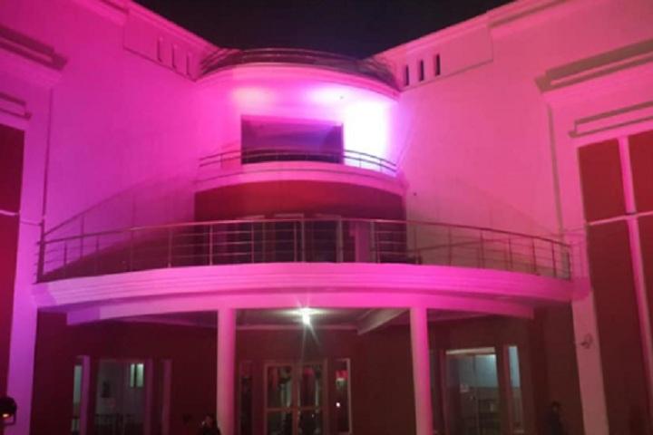Bansi Vidya Niketan Senior Secondary School-School building
