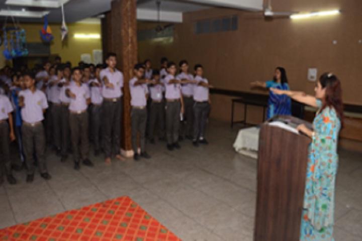 Bansi Vidya Niketan Senior Secondary School-Seminar Hall