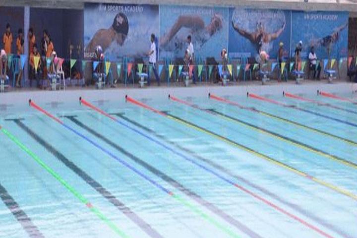 Bansi Vidya Niketan Senior Secondary School-Swimming Pool