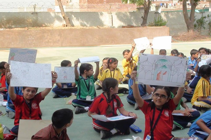 Bansi Vidya Niketan Senior Secondary School-Activity1
