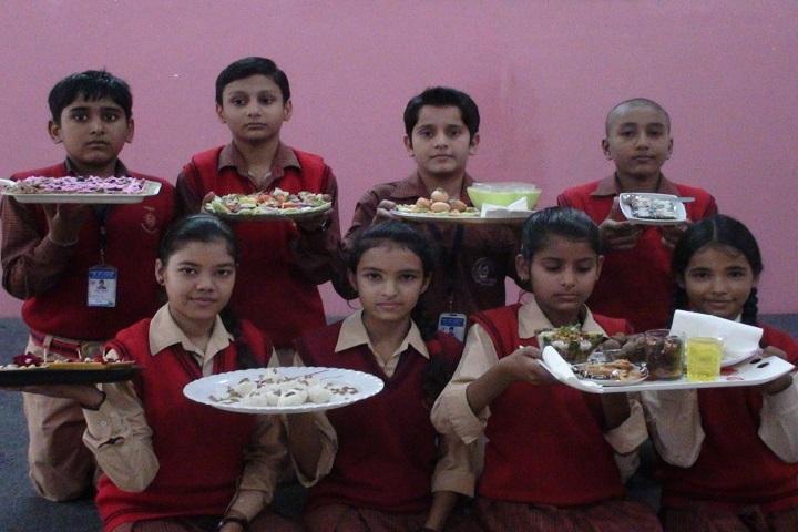 Bansi Vidya Niketan Senior Secondary School-Activity2