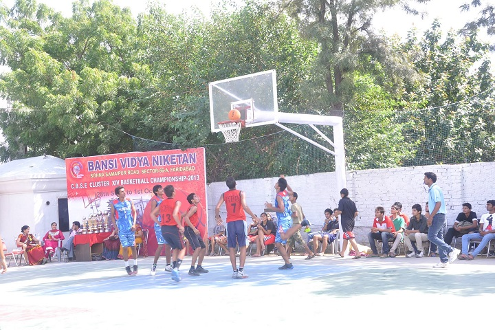 Bansi Vidya Niketan Senior Secondary School-Sports