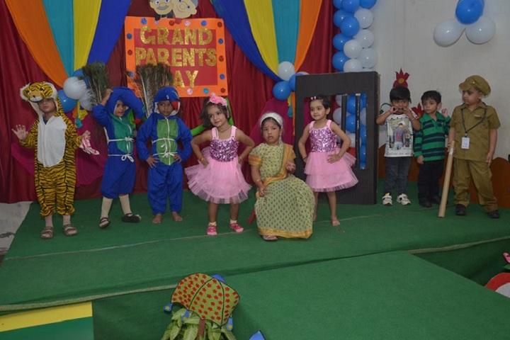 Basant Valley Public School-Kids