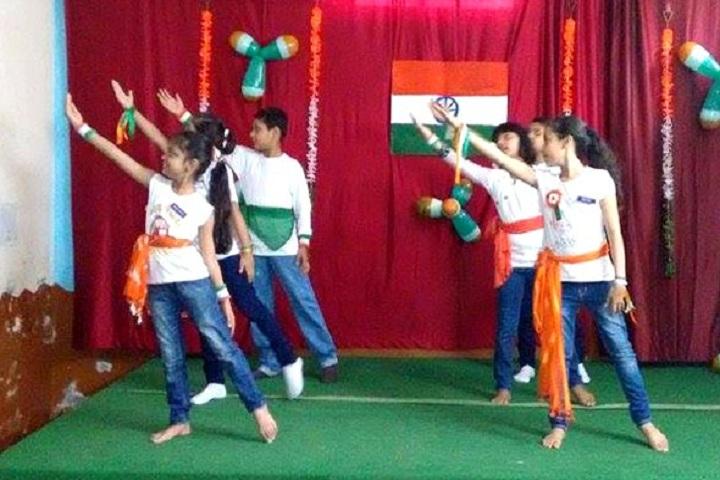 Basant Valley Senior Secondary School-Republic Day