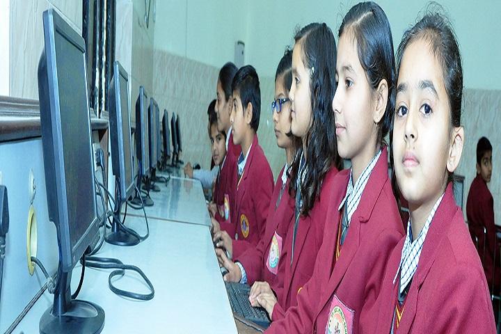 Bawani Khera Senior Secondary Public School-Computer lab
