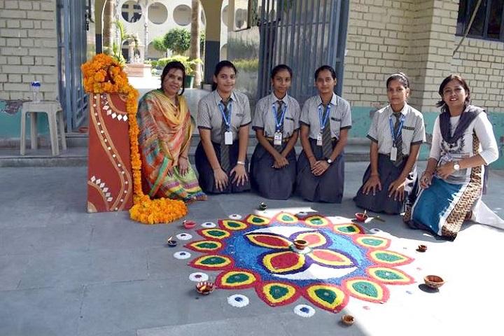 Bawani Khera Senior Secondary Public School-Diwali Celebrations