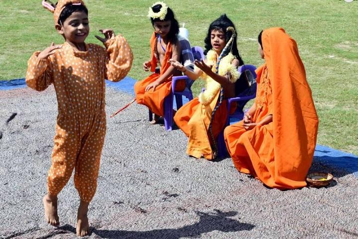 Bawani Khera Senior Secondary Public School-Drama Act