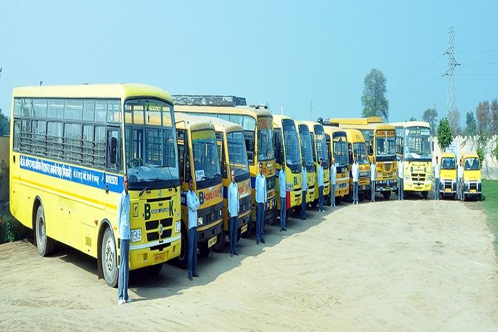 Bawani Khera Senior Secondary Public School-Transport