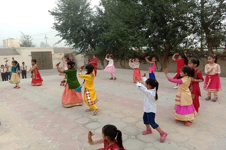 Beant Vidya Bhawan-Dance