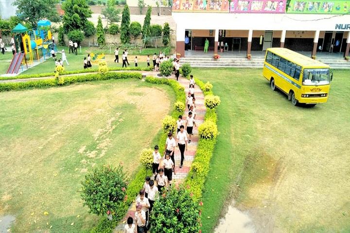 Beant Vidya Bhawan-Ground