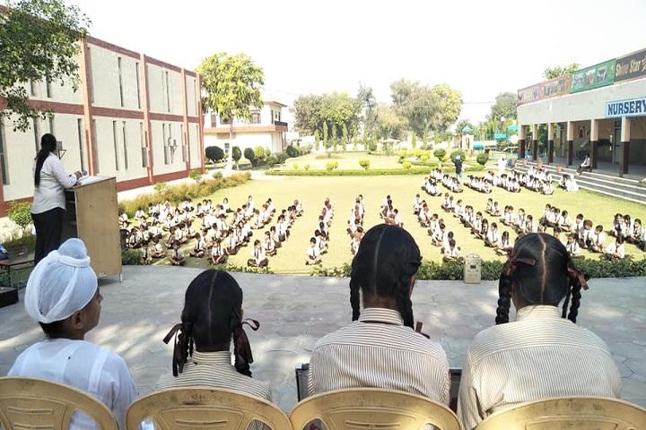 Beant Vidya Bhawan-Seminar