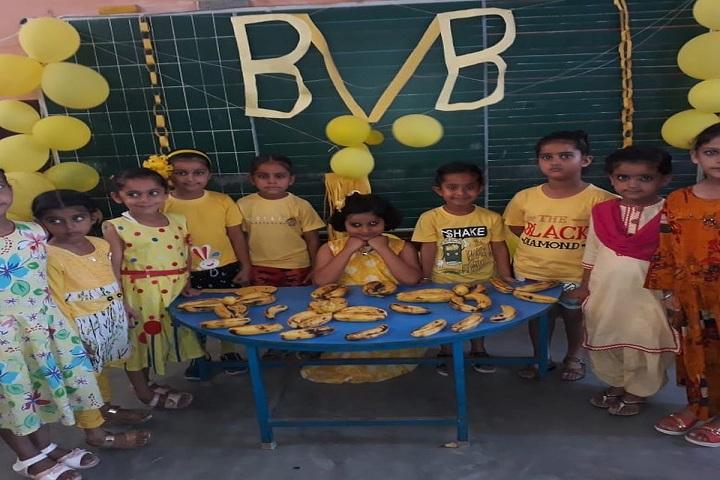Beant Vidya Bhawan-Yellow Day