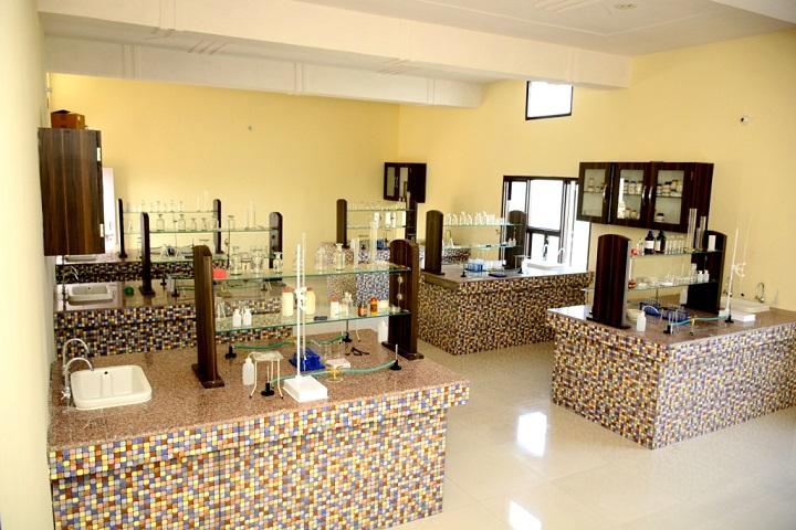 Bhagat Public School-Chemistry lab