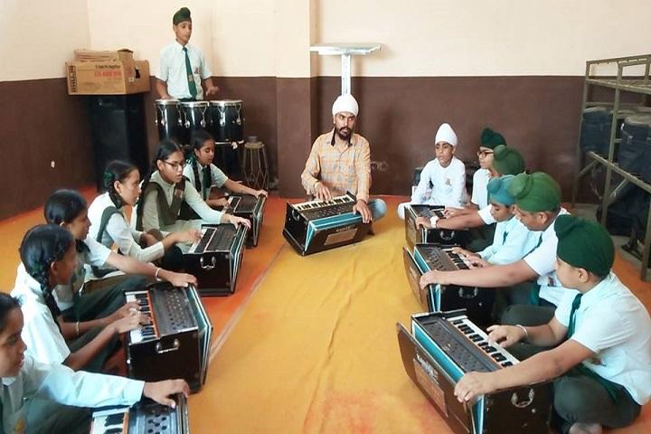 Bhagat Public School-Music room
